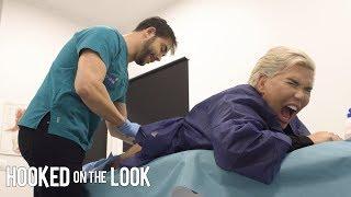 Bottoms Up! Rodrigo Alves Gets An Xmas Butt Lift | HOOKED ON THE LOOK