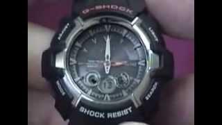 Casio G-Shock GW-1500A Solar Atomic Watch