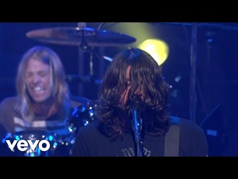 Foo Fighters - Cheer Up, Boys (Your Make-Up Is Running) (Live)