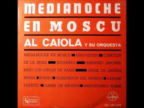 Medianoche En Moscu - Al Caiola y Su Orquesta
