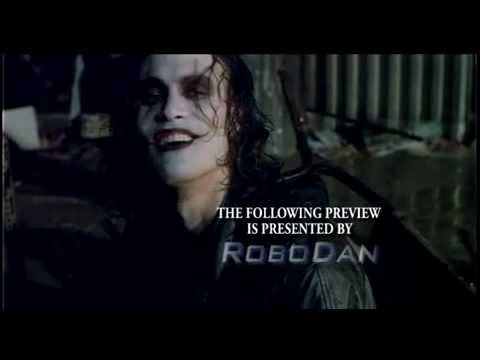 The Crow 1994 (Official Trailer)