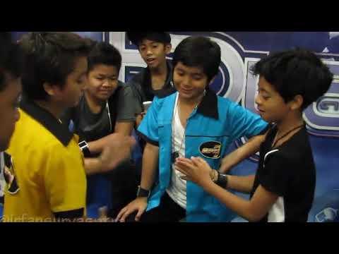 Download Lagu Super7 & Coboy Junior bermain bersama di backstage Dahsyat. MP3 Free