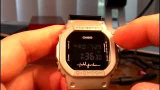 DW5600TOD-8 TODD JORDAN Limited Edition - Casio G-Shock Watch Review