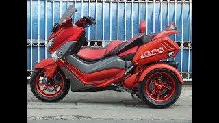 5 Pilihan Motor Matic Premium Bermesin 150cc Terbaru
