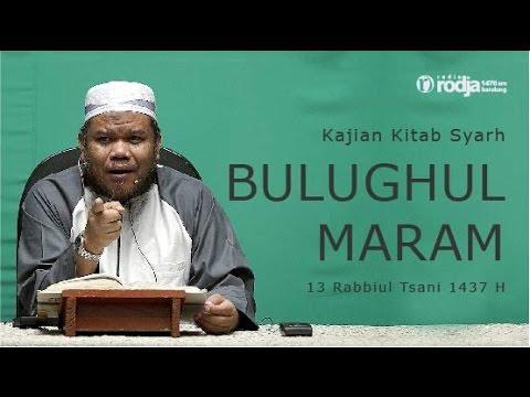 Syarh Bulughul Maram - Bab Sholat Kusuf | Ustadz Abu Haidar As Sundawy