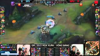 [17.12.2014] SF5 vs APU [ GPL Xuân 2015] [Game 1]