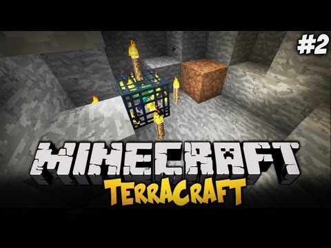 Minecraft Terracraft - MOB SPAWNER ?! [#2]