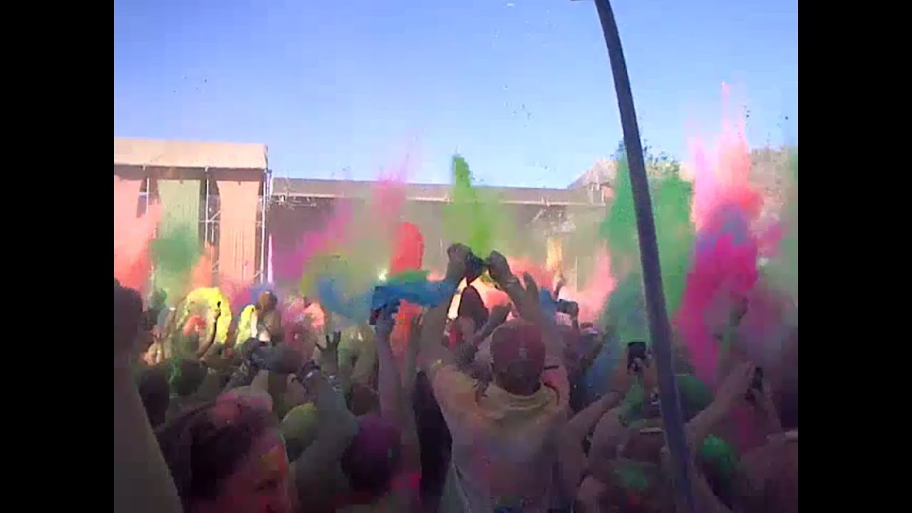 Holi Colour Festival Johannesburg Holi One Colour Festival