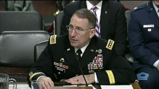 U.S. Indo-Pacific Command and U.S. Forces Korea Senate Armed Services Committee Hearing