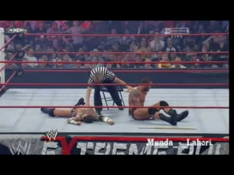 RKO from No where..