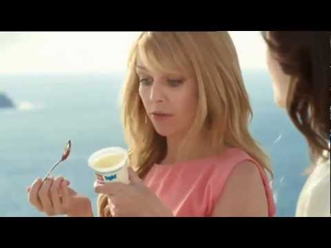 "Müllerlight® Greek Style ""Soya"" Yogurt Ad"