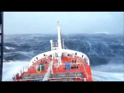 Ships in Storm   Searching For Malaysia Airlines Plane