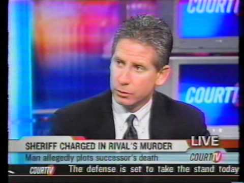 Court TV/Tru Tv: Sidney Dorsey Murder, interview on Fred Graham Show w/ James R. Wronko