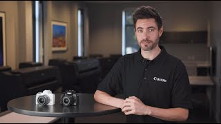 Introducing the Canon EOS M50 Mark II with Jon Lorentz