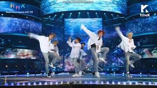 171202 Bts Spring Day Performance A 2017 Melon Music Award