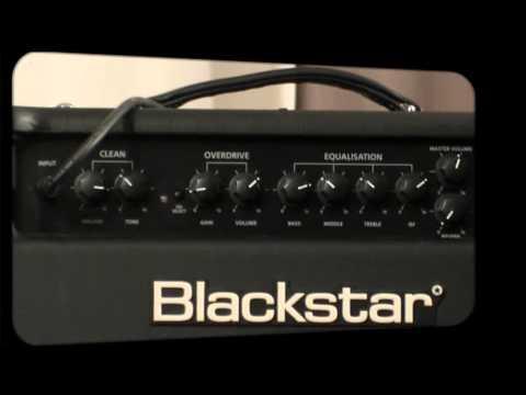 Judge Fredd & the Blackstar  HT Studio 20
