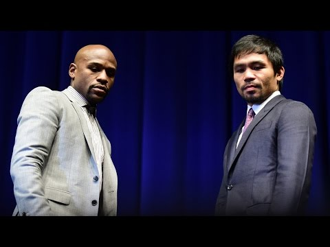 Floyd Mayweather, Jr. vs. Manny Pacquiao -