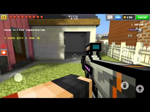 Pixel gun 3d.trucos para survival y nuketown 2025