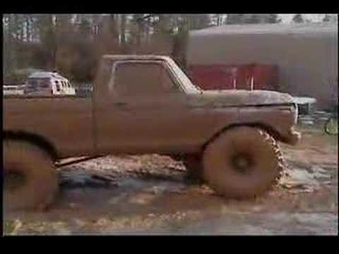 Electronic Throat Mud Truck