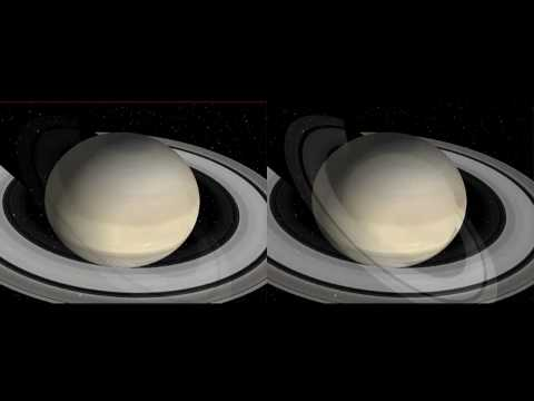 A Celestial Odyssey part 2 - 3D crossview