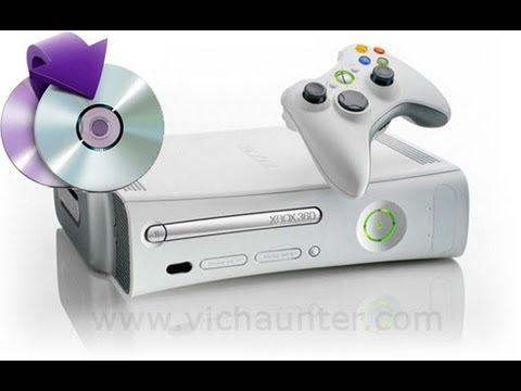 Como hacer un backup de Xbox360 o volcar un juego al disco duro usb con la consola
