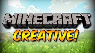 Minecraft Creative - CASTLE BUILDING! (S2:E2)