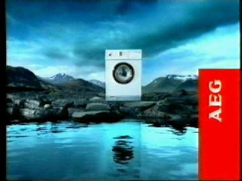 Werbung AEG Lavamat 86800