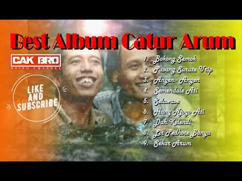 Download  The Best Album Catur Arum dan Candra Banyu Gratis, download lagu terbaru