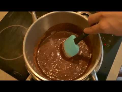Как сварить горячий шоколад в домашних условиях из шоколада