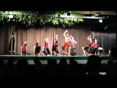 XXX Semana Cultural de Viznar - Grupo de Baile Infantil