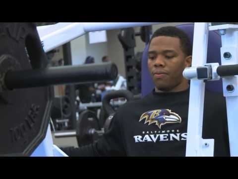Go Inside Ravens Workouts