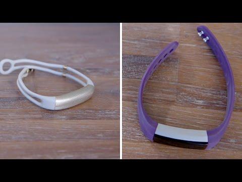 Fitbit Alta vs. Jawbone Up 2 comparison   Versus