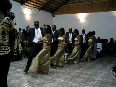 Zambia Wedding Dancing Youtube