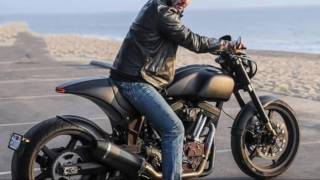 Keanu Reeves & Gard Hollinger __  Arch Motorcycle