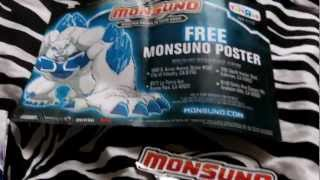 Monsuno Giveaway Update