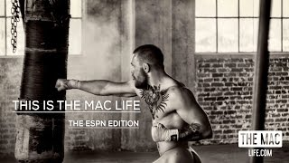 Conor McGregor: THIS IS THE MAC LIFE ESPN NAKED ISSUE