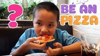 Pizza Ngon nhất mà Bé Kem từng được ăn