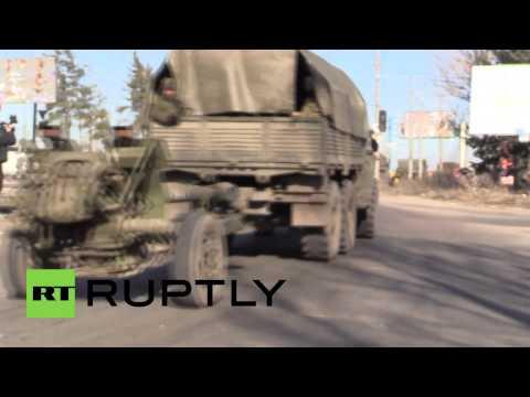 Ukraine: Anti-Kiev forces withdraw heavy artillery from frontline
