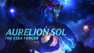 Aurelion Sol: Champion Spotlight | Gameplay - League of Legends