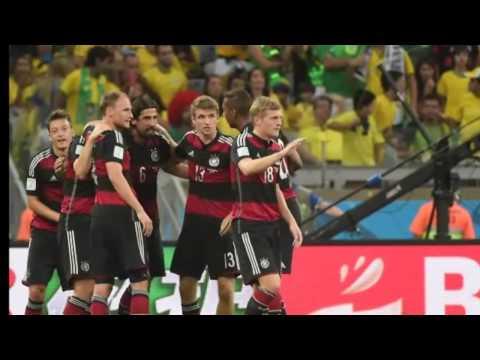 Selección Brasil humillada 7-1 por Alemania y fuera de su Mundial