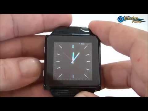 IKWEAR IK8 Smartwatch: Unboxing und Review/Test (Deutsch-German) - ElectroFame