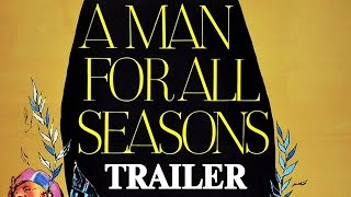 A MAN FOR ALL SEASONS (New & Exclusive Masters of Cinema) Trailer