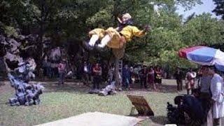 'Tây Du Ký' 1986 - Hậu trường kỹ xảo hài hước của phim Tôn Ngộ Không