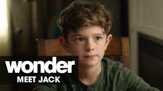 Wonder (2017 Movie) – Meet Jack Will (Noah Jupe)