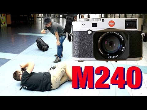 Leica M240 Review - Mirrorless on Staten Island
