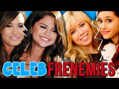10 Pairs of Celebrity Frenemies