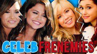10 Pairs of Celebrity Frenemies