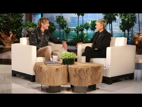 Keith Urban on His Dad's Role in His Career