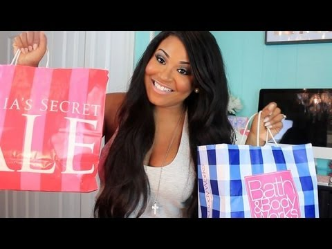 Victoria's Secret/Bath & Body Works Semi Annual Haul