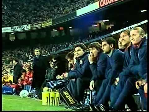 Barcelona 7 - Athletic de Bilbao 0 (Liga 2000-01)